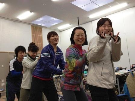 機能改善体操B級指導員養成講習会(大阪)