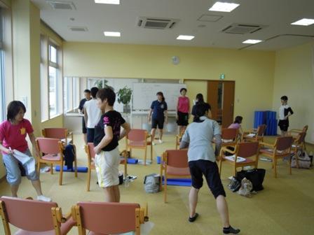 機能改善体操C級講習会(長野)