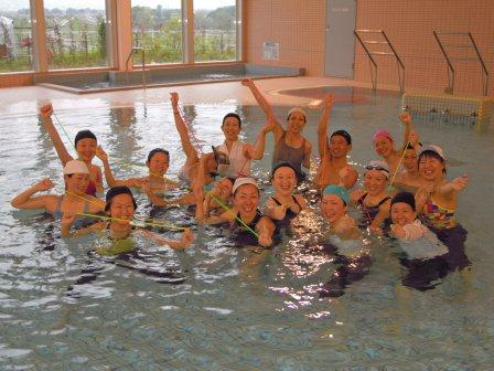 水中機能改善体操1Dayセミナー(長野)