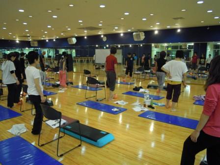 機能改善体操C級講習会(兵庫)