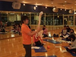 機能改善体操B級指導員養成講習会(兵庫)