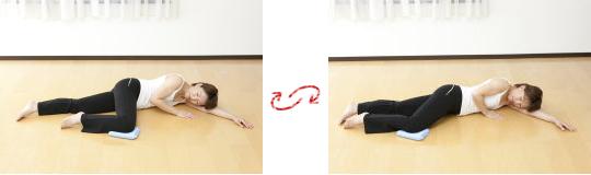 股関節ほぐし体操