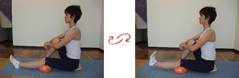 膝のセッティング体操