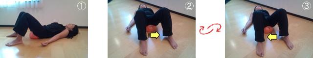 腰部ほぐし体操