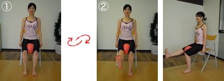膝強化体操