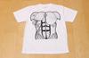 筋肉Tシャツ (S・M)