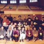 松本熟年大学機能改善体操講座